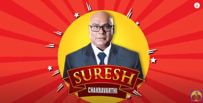 Suresh Chakravarthi