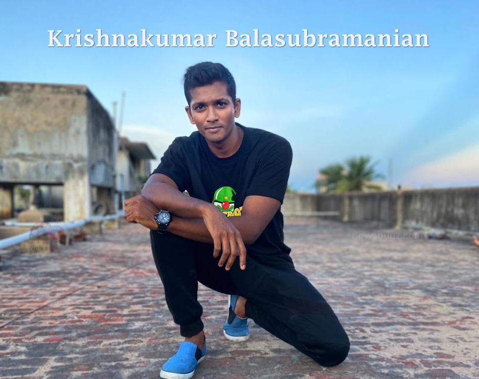 Krishnakumar Balasubramanian