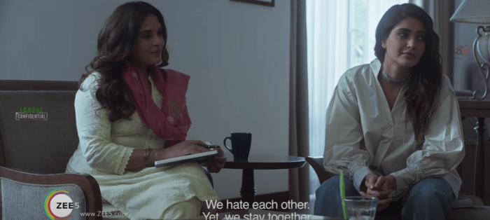 Lahore Confidential zee5