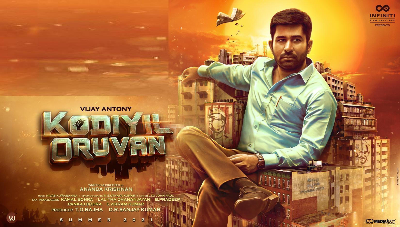 Kodiyil Oruvan Movie