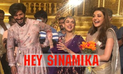 Hey Sinamika Movie