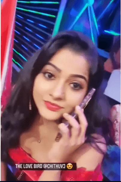 Start Music Chithu Vj