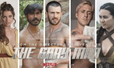 The Gray Man Netflix Movie