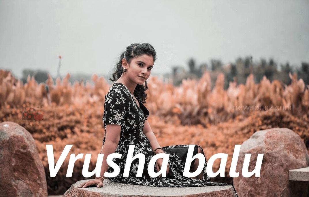 Vrusha Balu