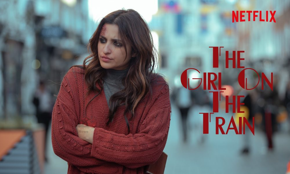 Watch The Girl On the Train Movie Full HD on Netflix