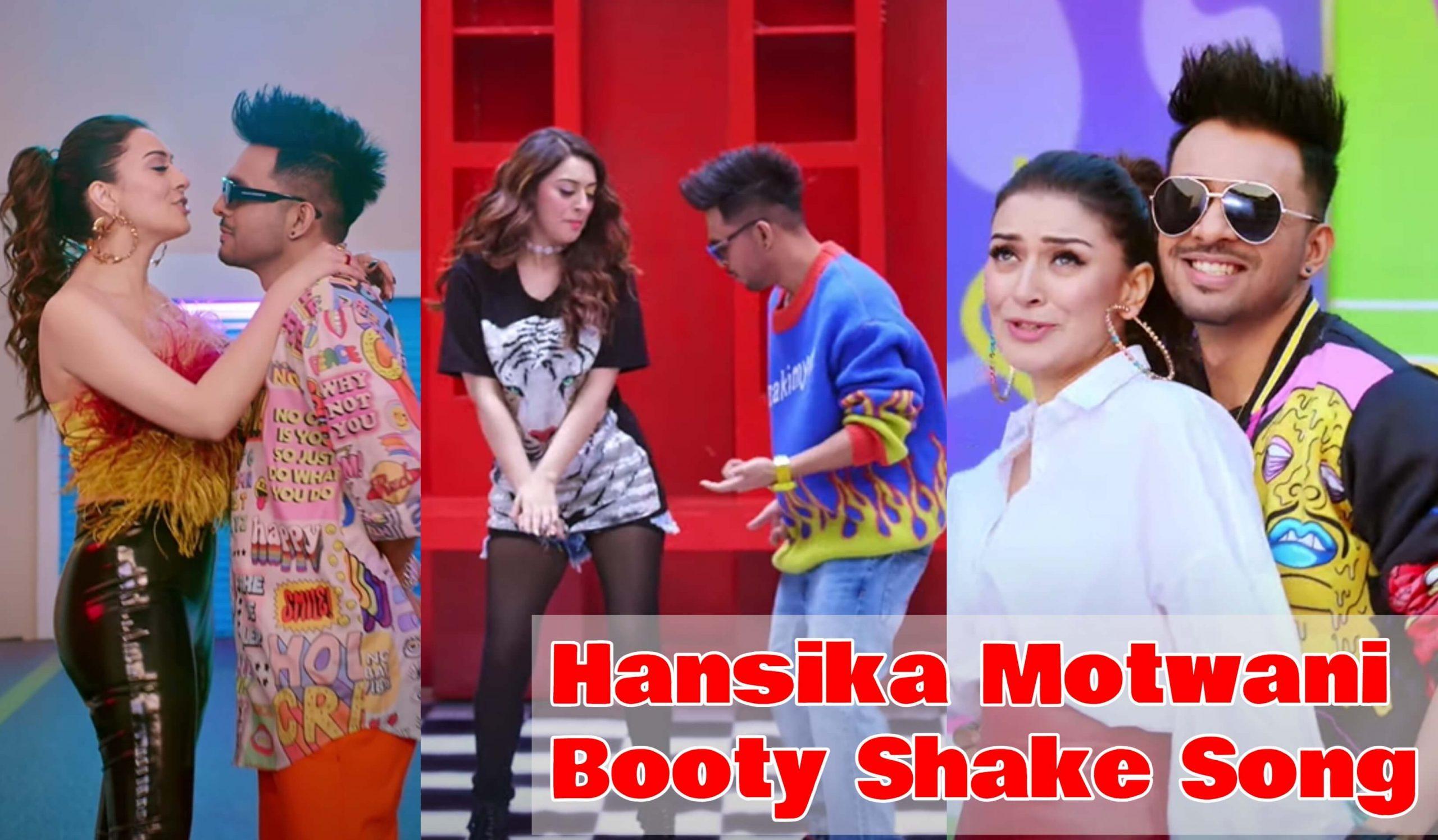 Booty Shake Hansika