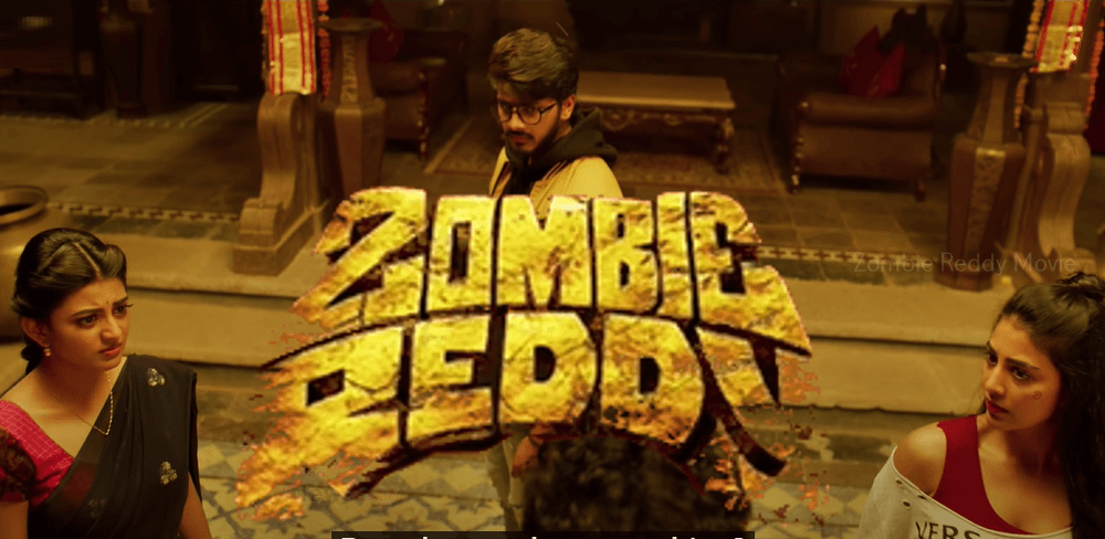 Zombie Reddy Telugu Movie Free