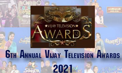 Vijay Television Awards 2021