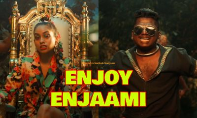 Enjoy Enjaami Song