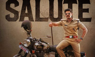 salute movie dulquer