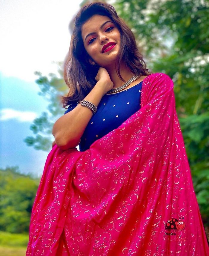 Anushri Mane Wiki, Biography, Age, Wedding, Images