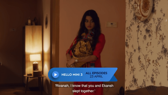 Hello Mini 3 MX Player Web Series (2021) Full Episode: Watch Online