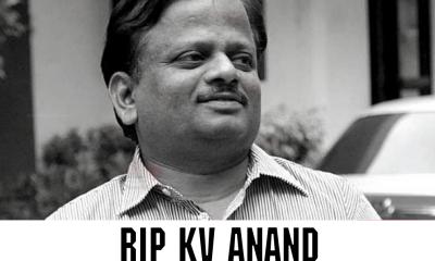 KV Anand dead