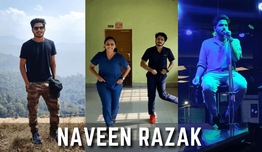 Naveen Razak Wiki, Biography, Age, Dance Video, Images