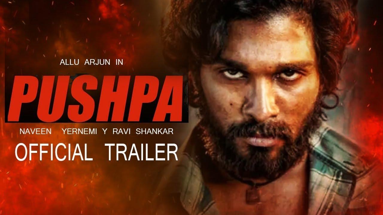 Pushpa Teaser