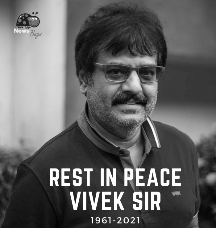 Rip Actor Vivek Sir