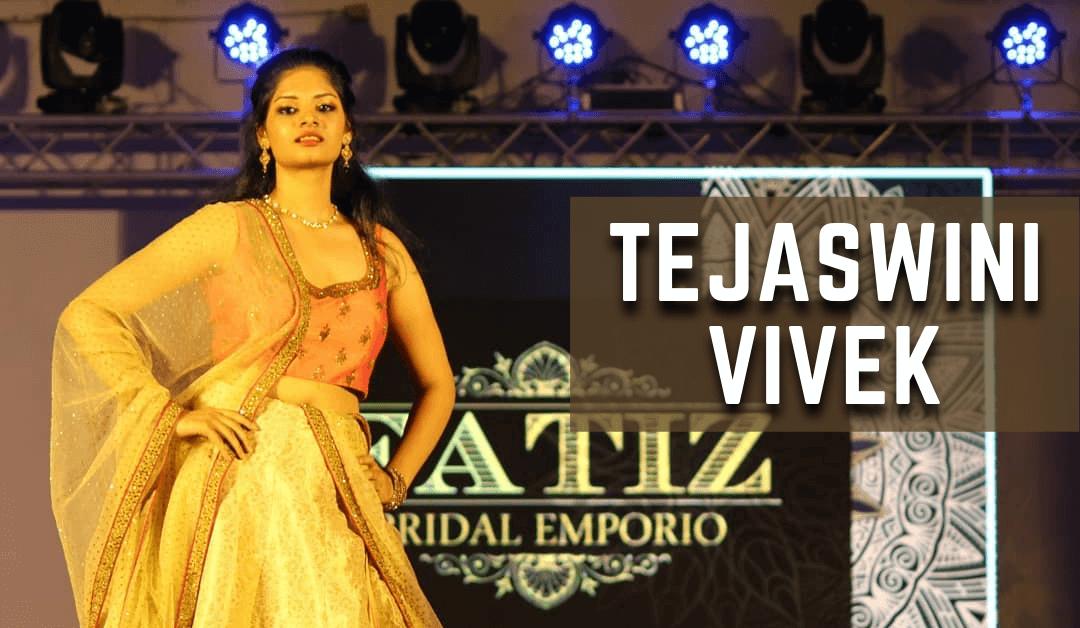 Tejaswini Vivek (Vivek Daughter)