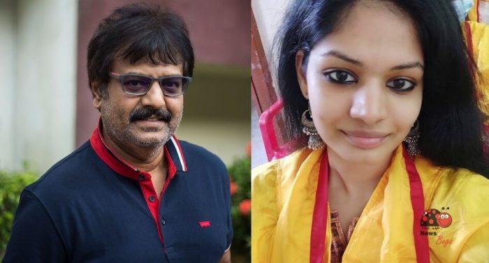 Actor Vivek Daughter Family