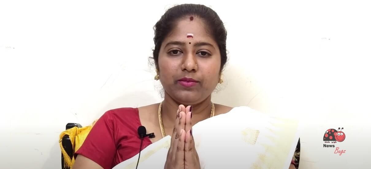 Vijayalakshmi Veerappan