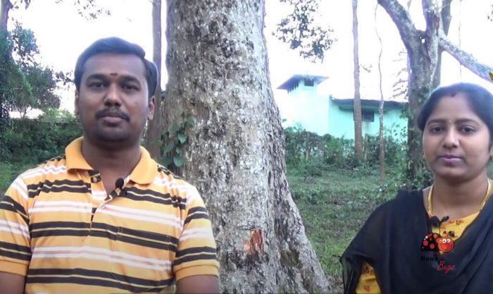 Veerappan daughter