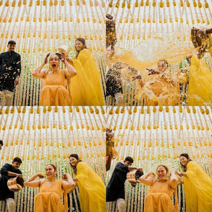 Vishnu Vishal and Jwala Gutta Wedding Photos Inside