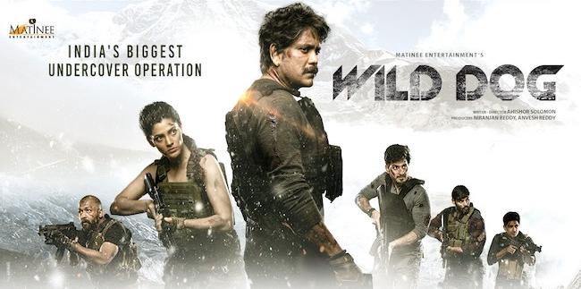 Wild Dog Movie download
