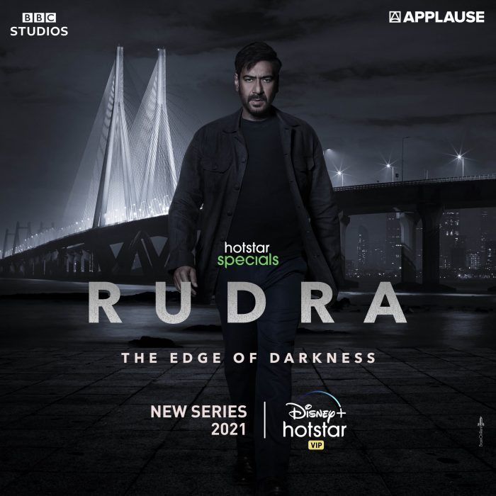 Rudra Web Series (2021) on Disney+ Hotstar: Ajay Devgn   Cast   Trailer   Episodes