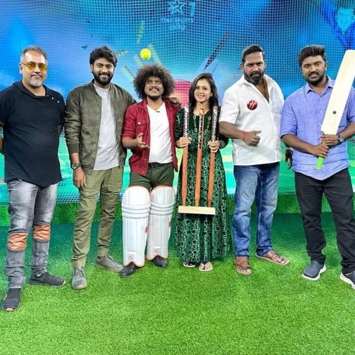 Idhu Enga Aattam with Comali | Star Sports Tamil | Byjus Cricket Live Show | IPL 2021