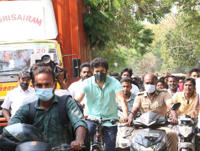 vijay cycle