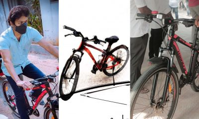 vijay cycle