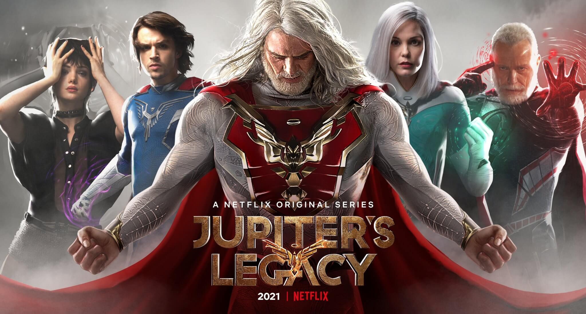 Download Jupiter's Legacy Netflix Series (2021) All ...