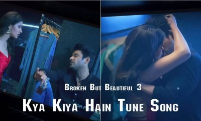 Kya Kiya Hain Tune Song