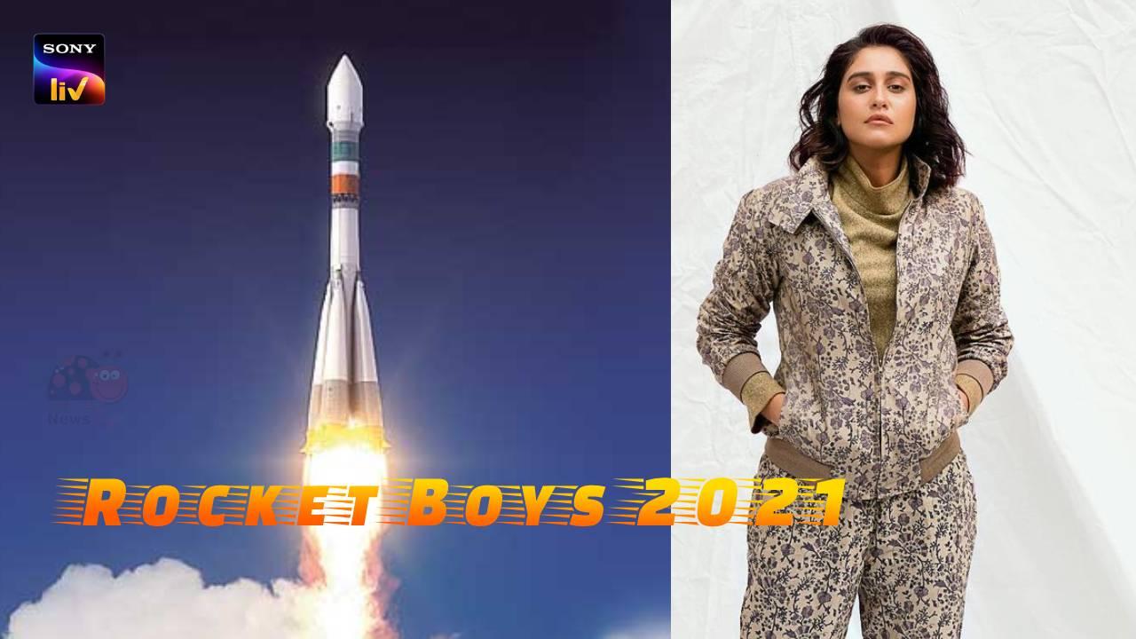 Rocket Boys Series