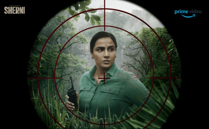 Watch Vidya Balan Sherni Movie on Amazon Prime