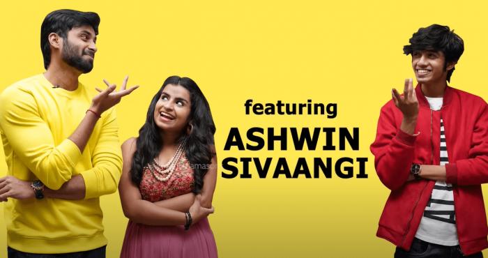 Watch Ashwin Sivaangi Interview Video with Tick Talk with Sakthi 2021 |  Ashaangi