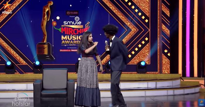 mirchi music awards sivaangi bala