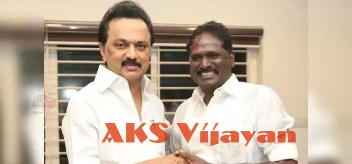 AKS Vijayan