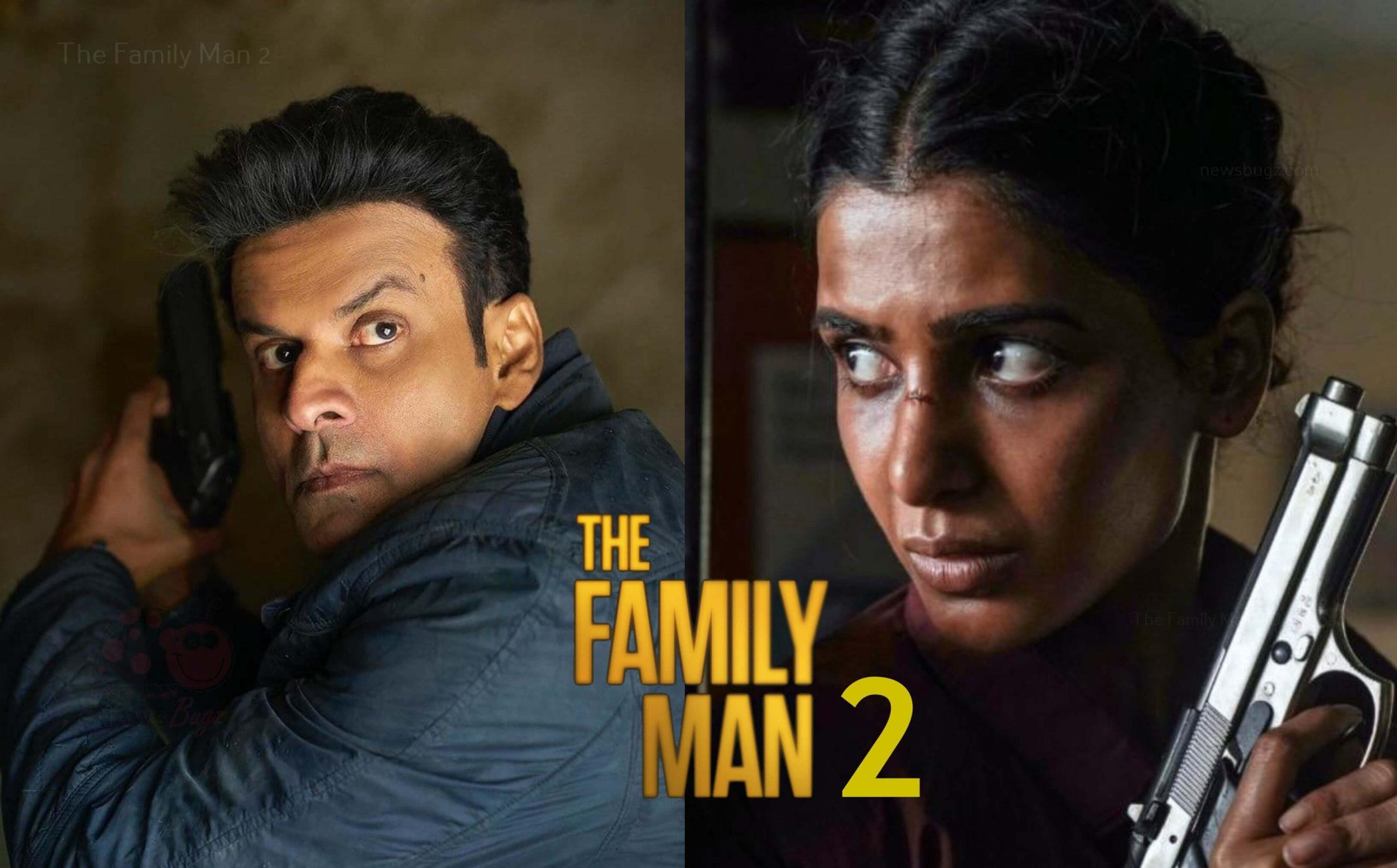 Family Man Season 2 Download Telegram Link, Family Man Season 2 Download torrent Link, The Family Man 2 Leaked Online, The Family Man Season 2 HD quality 480p 360p 720p