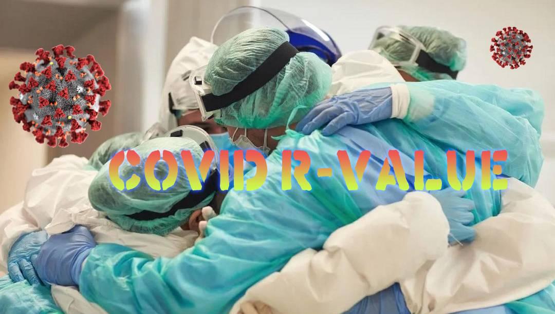 R Value Covid