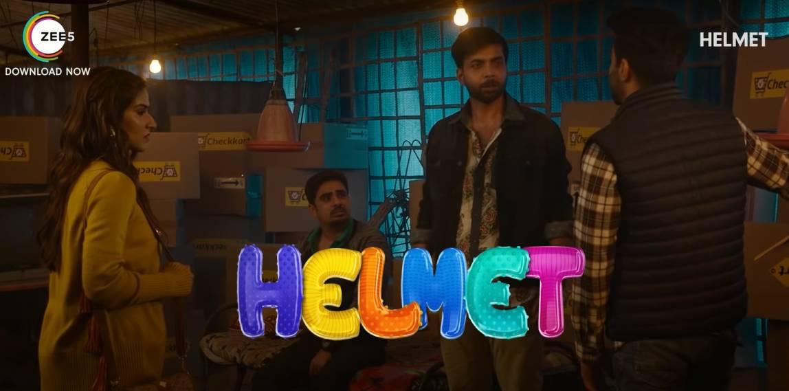 Helmet Movie ZEE5