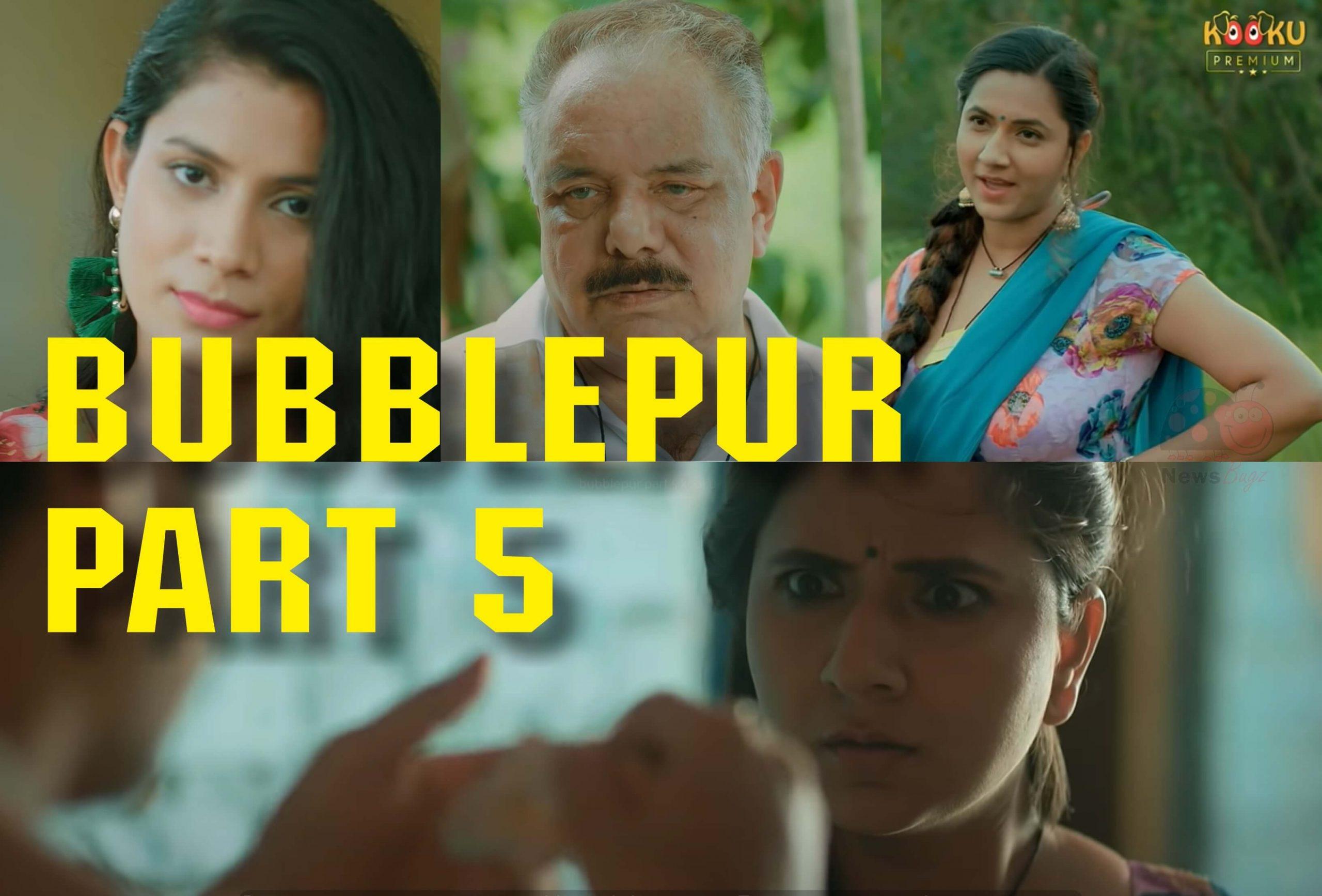 Bubblepur Part 5 Kooku